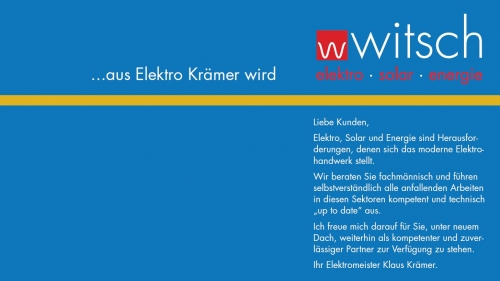 EK-Elektro Krämer GmbH