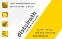 Distelrath Raum und Fasaden design